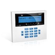 CA-10 BLUE-L Клавиатура ЖКИ (2 строки по 16 символов, голубая подсветка клавиш и дисплея) для управления и программирования ПКП CA-10 фото