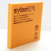 Эластомер Sylomer SR 18, оранжевый, рулон 5000 х 1500 х 12.5 мм фото