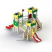 Детский игровой комплекс Крепость 005290 фото