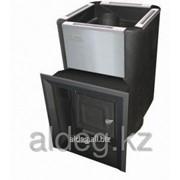 Печь для бани газо-дровяная Уралочка 20Н от 10 до 20 куб.м фото