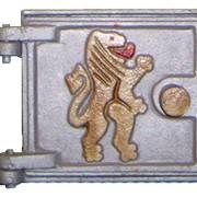 Дверца печная поддувальная фото