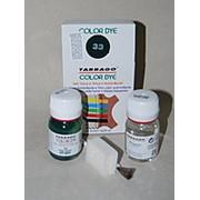 TARRAGO - 033 Краситель+очиститель COLOR DYE, стекло, 2 х 25мл. (dark green) фото