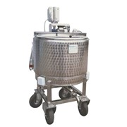 Пастеризатор молока на 400 литров 1 фото
