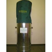 Тара стальная специальная для сбора, накопления и транспортировки отработанных ртутьсодержащих ламп фото