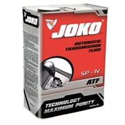 Трансмиссионное масло JOKO ATF Type SP-IV 4л фото