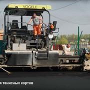 Асфальтирование территории Киев фото