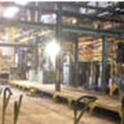 Рольганг литейный неприводной типа РЛН фото