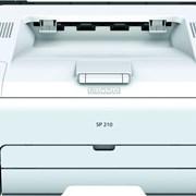 Принтер Ricoh SP 212w фото