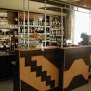 Кафе-бар. Кафе и бар в гостинице фото