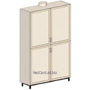 Шкаф для хранения ТШ-401, 600*500*2000 фото