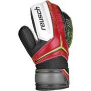 Вратарские перчатки Reusch Receptor Junior фото
