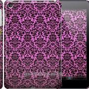 Чехол на iPad mini 3 Розовый узор барокко 2095c-54 фото