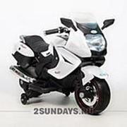 Детский мотобайк BMW K1200GT M001AA XMX316 белый
