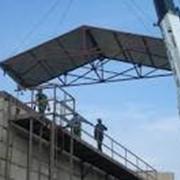 Металлоконструкции мостовые в Алмате фото