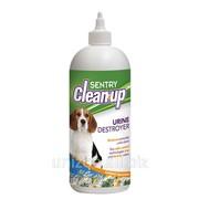 РАЗРУШИТЕЛЬ ЗАПАХА МОЧИ для собак и кошек SENTRY CLEAN-UP Urine Destroyer 0,05 л фото