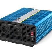Инвертор Pitatel KV-P1500RU.24 (24В, 220В, чистый синус, 1500Вт) фото
