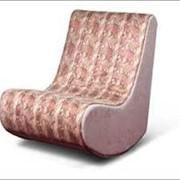 Кресло-качалка мягкое фото