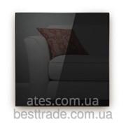 Инфракрасный керамический обогреватель OPAL Hibrid 375 Вт чёрный фото