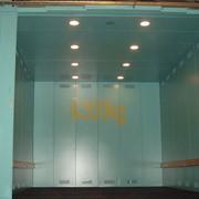 Грузовой лифт грузоподъёмностью 6300 кг фото