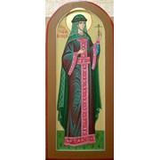 Мерная икона Св.Анастасия княгиня Слуцкая фото