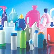 Оборудование для производства пластиковых бутылок. фото