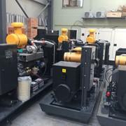 Дизель генераторная установка UND 225 кВА, открытого исполнения фото