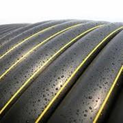 Трубы для газоснабжения ПНД SDR 21 диаметр 90 фото