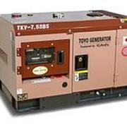 Дизельный генератор TOYO TKV-7.5SBS (5.6 кВт) фото