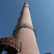 Строительство, ремонт, обследования, демонтаж высотных дымовых труб, металлургических печей фото