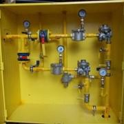 Шкафной газорегуляторный пункт с регулятором давления газа FES50 P.F. фото