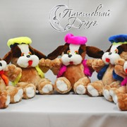 Производство мягких игрушек под заказ. фото