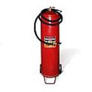 Порошковый огнетушитель ОП-70(з) (старый ГОСТ ОП-100) фото