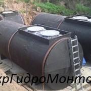 Бочки, резервуары для хранения топлива, доставка фото