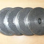 Матрица гранулятора 400 мм фото