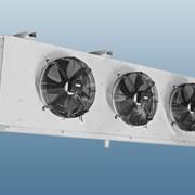 Испарители для промышленных холодильников. Воздуховоды для фреоновых агрегат фото