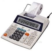 Калькулятор с печатью Citizen CX-121 II фото