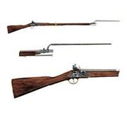 Ружье со штыком, исп.-англ., 18 в. фото