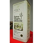 Оливковое масло ЭКСТРА ВИРДЖИН, 5л, сорт Коронейки/ EXTRA VIRGIN оlive оil Koroneiki variety фото