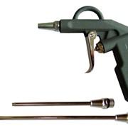 Пистолет продувочный с набором наконечников (26/122/212мм) фото