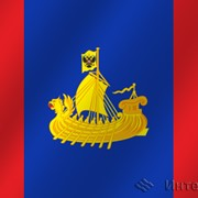 Флаг Костромская область фото