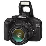 Профессиональный зеркальный фотоаппарат Canon-EOS-550D Kit фото