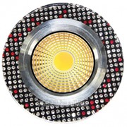 Светодиоды точечные LED QZHX-01 ROUND 3W 5000K фото