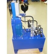 Гидравлические станции (агрегаты, гидроприводы, маслостанции) фото