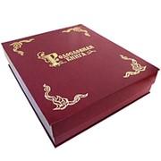 Подарочный футляр для родословной книги фото