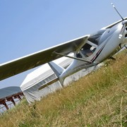 Самолет винтовой сверхлегкий К-10 SWIFT, модель K-10 (01), K-10 (02), получен сертификат Министерства транспорта Франции, сейчас начат процесс сертификации в США, Германии и Великобритании фото