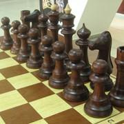 Шахматные Черные фигуры фото