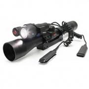 Оптический прицел GAMO 4x32 WRV Vampir (с креплением) фото
