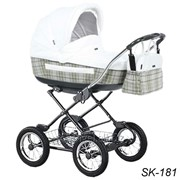 Детская коляска 2 в 1 Roan Marita SK-181 фото
