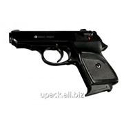Пистолет стартовый Ekol MAJOR (7 патронов +1) чёрный фото
