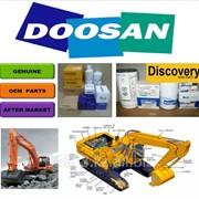 Запчасти для техники Doosan (Дусан) фото